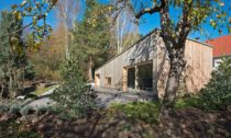 Soukromý wellness domek v Chotětíně od Markéty Cajthamlové