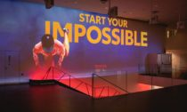 Media Wall – 102 m2 projekční plochy