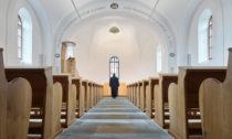 Evangelický kostel Hodslavice odateliéru Objektor
