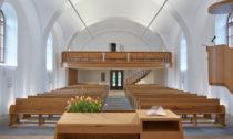 Evangelický kostel Hodslavice od ateliéru Objektor