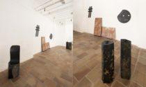 Jakub Berdych a ukázka z výstavy Truth