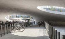 Karen Blixens Plads od COBE v Kodani