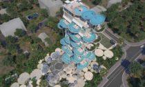 Limassol Tower vnávrhu odHamonic + Masson & Associés
