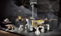 Ukázka z výstavy Moving to Mars