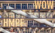 Multifunkční budova Werk12 vMnichově odMVRDV