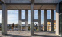 Multifunkční budova Werk12 v Mnichově od MVRDV
