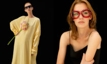 Nastassia Aleinikava a letní kolekce brýlí pro optiku IOKO