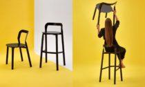 Adam Štok a židle Nyiny Chairs
