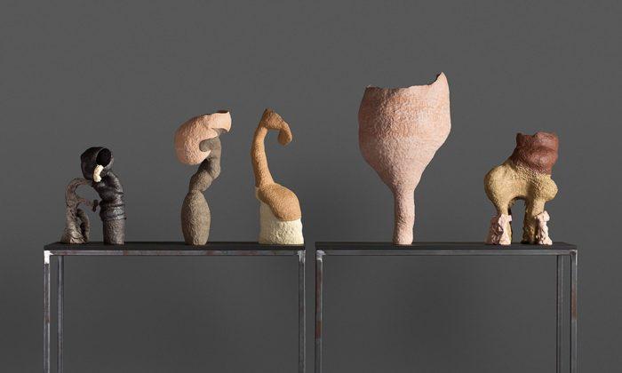 Praha vystavuje keramiku ze sympozia vBechyni odroku 1966 posoučasnost