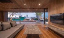 The Hachi Skyscape v Bangkoku od studia Warchitect