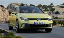 Volkswagen Golf vosmé generaci