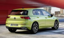 Volkswagen Golf v osmé generaci