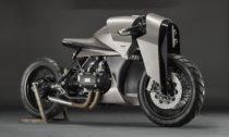 Motorka Kenzo odDeath Machines of London