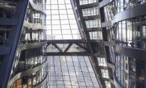 Leeza Soho od Zaha Hadid Architects v čínském Pekingu