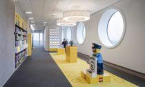 Lego kampus v dánském městě Billund