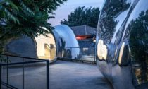 Hutong Bubble 218 od ateliéru MAD