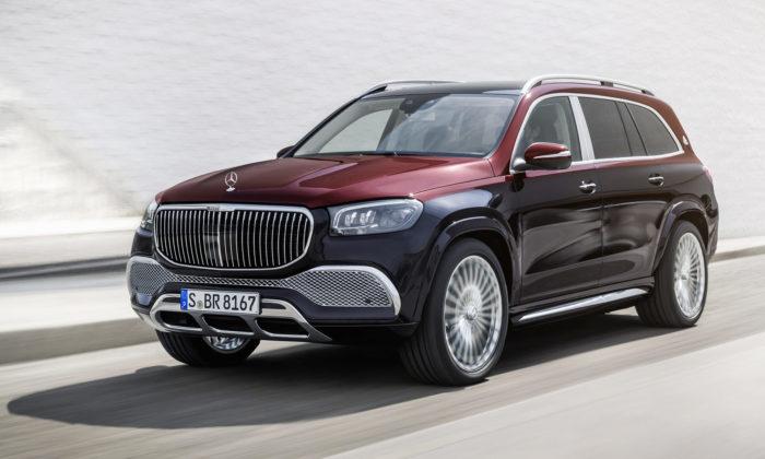 Mercedes-Maybach GLS spojuje čisté linie svysokým luxusem
