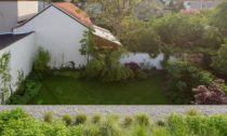 Rodinný dům ve Zbraslavi od ateliéru Mimosa