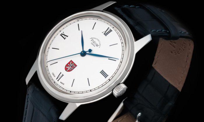 Prim vyrobil limitovanou edici hodinek Revoluce kvýročí 30 let