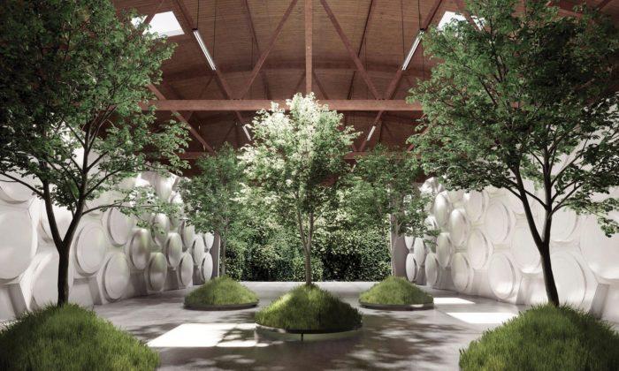 V USA otevřou první pohřební zařízení měnící lidské tělo nazeminu