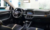 Škoda Kamiq GT pro Čínu