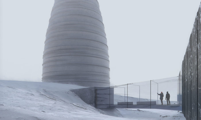 Snøhetta postaví naŠpicberkách centrum pro zachování arktické oblasti