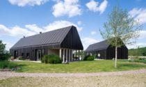 Villa Vught od Mecanoo