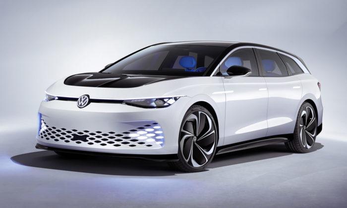 Volkswagen ukázal koncept plánovaného futuristického kombíku ID. Space Vizzion