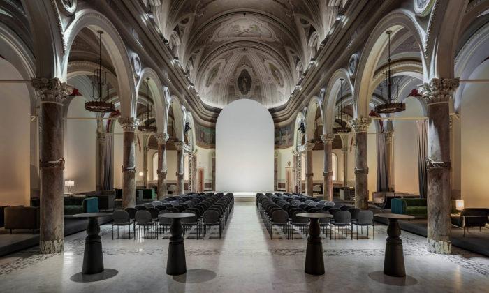 San Francisco přestavělo starý kostel zroku 1880 nakulturní centrum