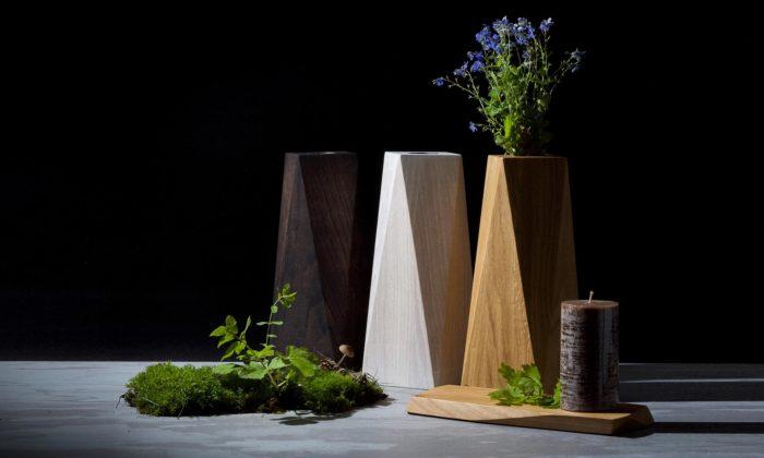 Česká značka Gasa Design vyrábí ručně dřevěné doplňky istoly