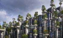 Rezidenční projekt 1000 Trees vŠanghaji odHeatherwick Studio