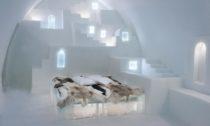 Icehotel 30 v Jukkasjärvi
