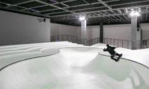 Koo Jeong A a jeho svítící skatepark OooOoO