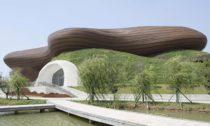 Liyang Museum odCrox včínském městě Čchang-čou
