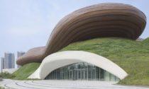 Liyang Museum od Crox v čínském městě Čchang-čou