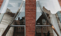 Renovace fasády na P.C. Hooftstraat 138 od UNStudio