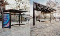 Testovací zastávka na Palackého náměstí v Praze