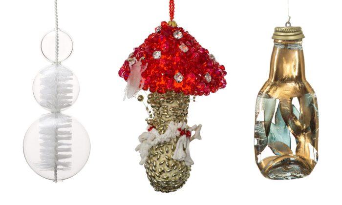 Slovenští designéři aumělci navrhli alternativní vánoční ozdoby