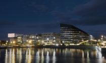 Powerhouse Brattørkaia v Trondheim od ateliéru Snøhetta
