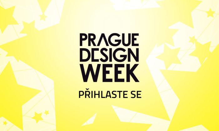 Prague Design Week 2020 hledá designéry avyzývá jekúčasti nadubnové akci