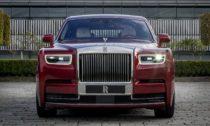 Rolls-Royce Bespoke Red Phantom