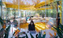 Kancelářský projekt HolLA v Hollywoodu od Selgascano