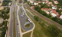 Železniční stanice Veleslavín – současný stav