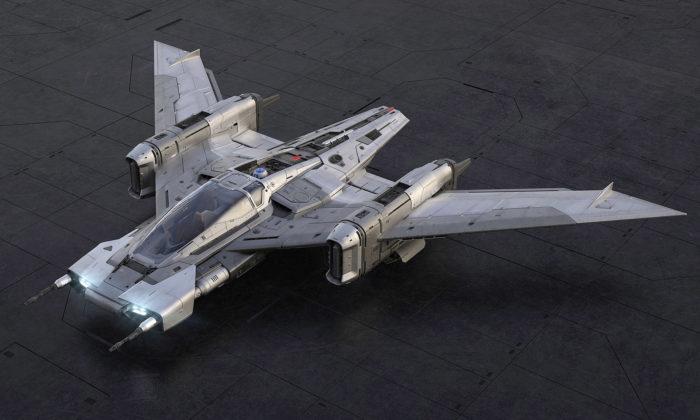 Porsche navrhlo pro film Star Wars vesmírnou loď sprvky ze sportovních vozů