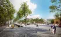 Schválený projekt Motolské údolí od A69 architekti