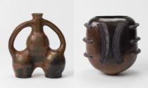 Ukázka z výstavy African Ceramics s podtitulem A different perspective