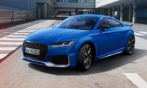 Exkluzivní pakety Audi RS kvýročí 25 let