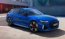Exkluzivní pakety Audi RS k výročí 25 let