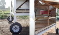 Chicken Caravan od designérů ze studia Designers on Holiday