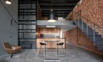 Loft vpražských Holešovicích odCMC architects